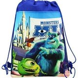 Sac sport copii 36x27 cm, Monsters Team